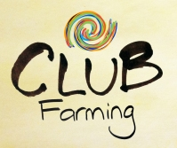 CLUB Farming logo yellow bg