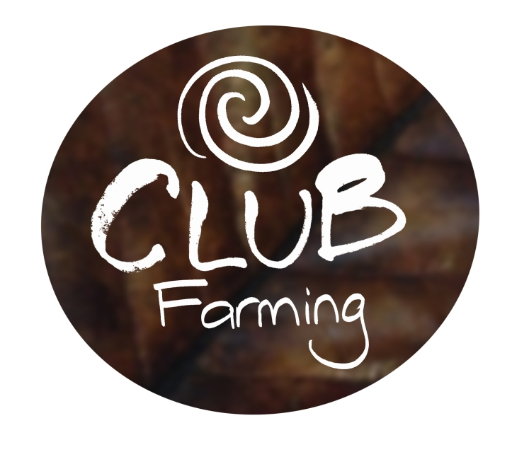 CLUB Farming leaf logo